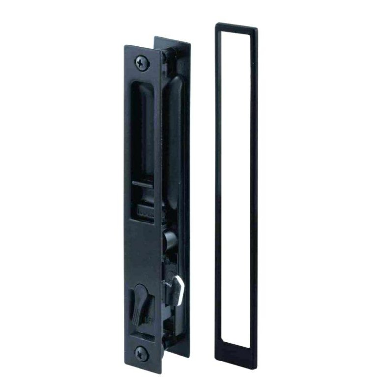 Standard Sliding Glass Door Lock Handle